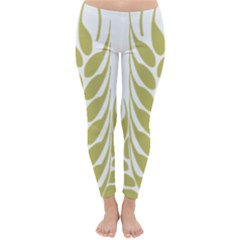 Tree Wheat Classic Winter Leggings
