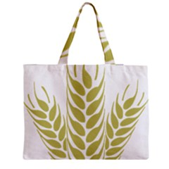 Tree Wheat Medium Tote Bag by Alisyart