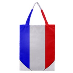 Shield On The French Senate Entrance Classic Tote Bag by abbeyz71