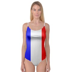 Shield On The French Senate Entrance Camisole Leotard  by abbeyz71