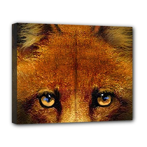 Fox Deluxe Canvas 20  X 16