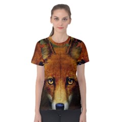 Fox Women s Cotton Tee