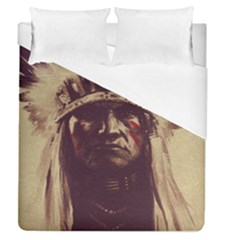 Indian Duvet Cover (queen Size) by Simbadda
