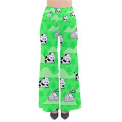 Animals Cow Home Sweet Tree Green Pants