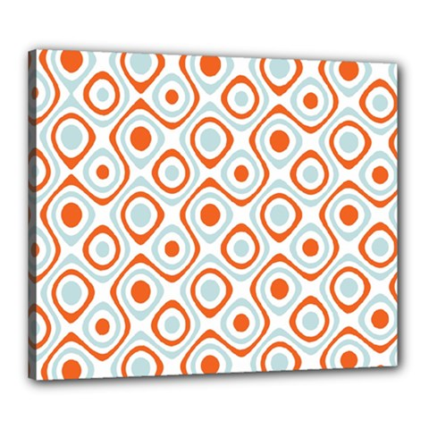 Pattern Background Abstract Canvas 24  X 20