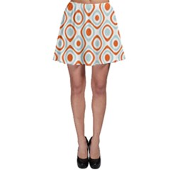 Pattern Background Abstract Skater Skirt by Simbadda