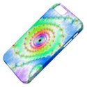 Decorative Fractal Spiral Apple iPhone 5 Classic Hardshell Case View4