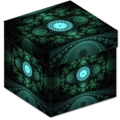 Grand Julian Fractal Storage Stool 12   by Simbadda
