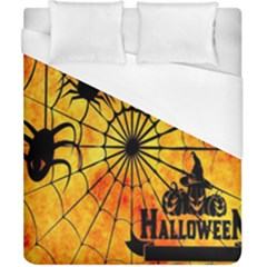 Halloween Weird  Surreal Atmosphere Duvet Cover (california King Size) by Simbadda