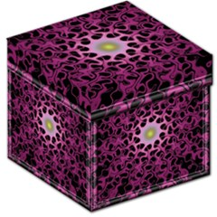 Cool Fractal Storage Stool 12   by Simbadda