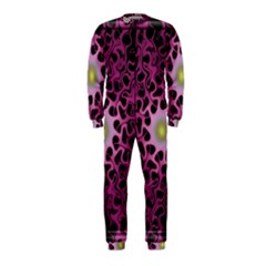 Cool Fractal Onepiece Jumpsuit (kids) by Simbadda