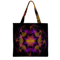 Pattern Design Geometric Decoration Grocery Tote Bag