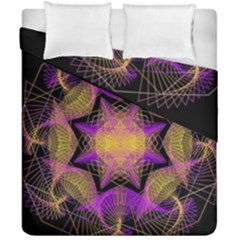 Pattern Design Geometric Decoration Duvet Cover Double Side (california King Size)