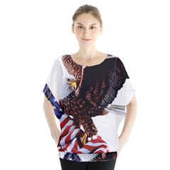 Independence Day United States Blouse by Simbadda