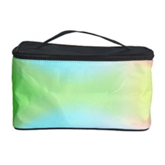 Abstract Background Colorful Cosmetic Storage Case by Simbadda