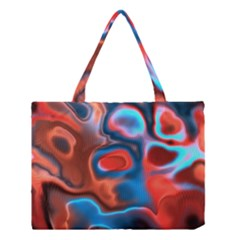 Abstract Fractal Medium Tote Bag by Simbadda