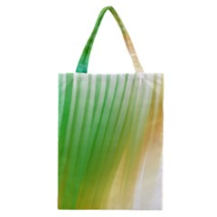 Folded Paint Texture Background Classic Tote Bag by Simbadda