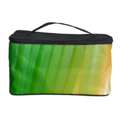 Folded Paint Texture Background Cosmetic Storage Case by Simbadda