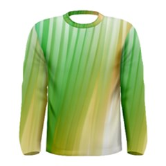 Folded Paint Texture Background Men s Long Sleeve Tee by Simbadda
