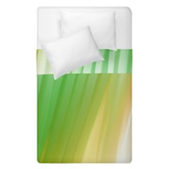 Folded Paint Texture Background Duvet Cover Double Side (single Size)