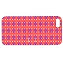 Roll Circle Plaid Triangle Red Pink White Wave Chevron Apple iPhone 5 Hardshell Case with Stand View1
