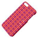 Roll Circle Plaid Triangle Red Pink White Wave Chevron Apple iPhone 5 Hardshell Case with Stand View4
