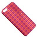 Roll Circle Plaid Triangle Red Pink White Wave Chevron Apple iPhone 5 Hardshell Case with Stand View5