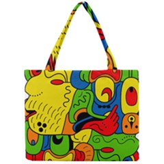 Mexico Mini Tote Bag by Valentinaart