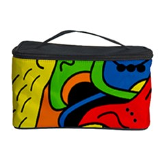 Mexico Cosmetic Storage Case by Valentinaart