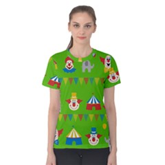 Circus Women s Cotton Tee