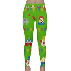 Circus Classic Yoga Leggings