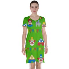 Circus Short Sleeve Nightdress