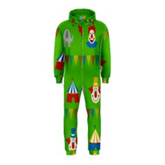 Circus Hooded Jumpsuit (Kids)