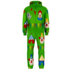 Circus Hooded Jumpsuit (Men)