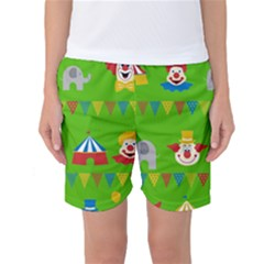 Circus Women s Basketball Shorts