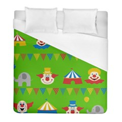 Circus Duvet Cover (Full/ Double Size)