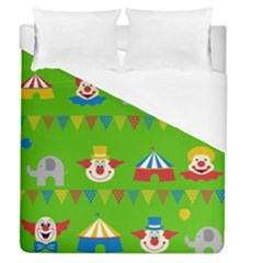Circus Duvet Cover (Queen Size)