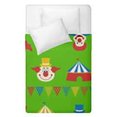 Circus Duvet Cover Double Side (Single Size)