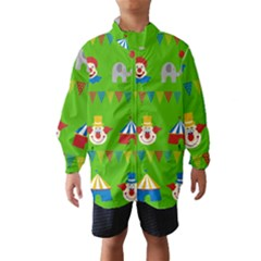 Circus Wind Breaker (Kids)