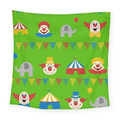 Circus Square Tapestry (Large)
