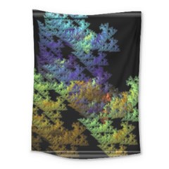 Fractal Forest Medium Tapestry by Simbadda
