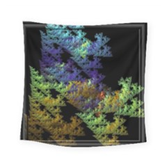 Fractal Forest Square Tapestry (small) by Simbadda