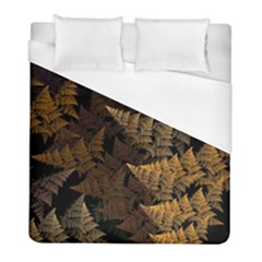 Fractal Fern Duvet Cover (full/ Double Size) by Simbadda