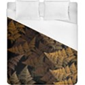 Fractal Fern Duvet Cover (California King Size) View1