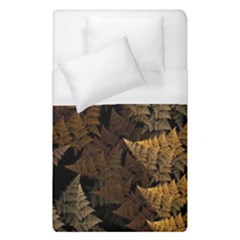 Fractal Fern Duvet Cover (single Size)