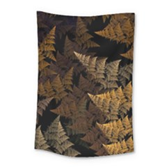 Fractal Fern Small Tapestry by Simbadda