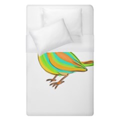 Bird Duvet Cover (single Size) by Valentinaart