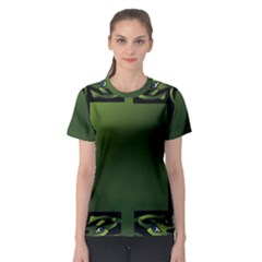 Celtic Corners Women s Sport Mesh Tee