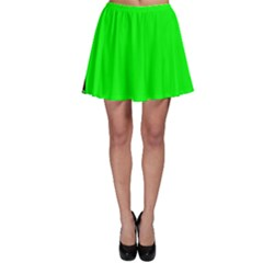 Decorative Corners Skater Skirt by Simbadda
