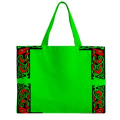 Decorative Corners Mini Tote Bag by Simbadda